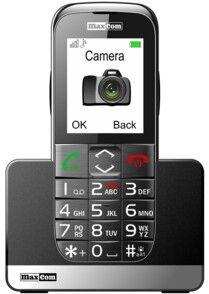 MaxCom Téléphone mobile senior avec touche SOS MaxCom Comfort MM721