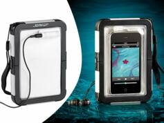 Somikon Boîtier universel étanche pour iPhone & iPod Touch