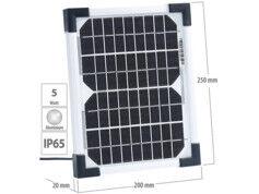 Revolt Panneau solaire à cellules monocristallines - 5 W