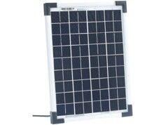 Revolt Panneau solaire à cellules monocristallines - 10 W