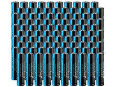 Pearl Piles Super Alcalines type AAA - Lot de 100