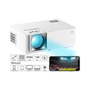 SceneLights Vidéoprojecteur LCD avec wifi et lecteur multimédia LB-9400.wifi - Publicité