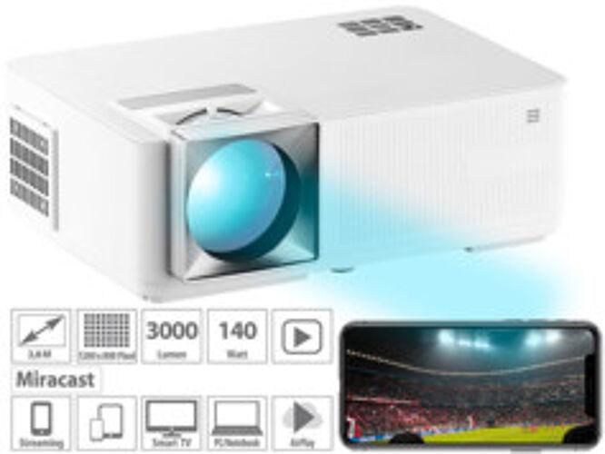SceneLights Vidéoprojecteur LCD ...