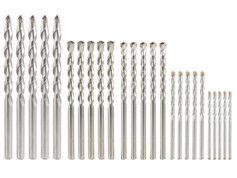 AGT 25 forets à béton de 3 à 8 mm