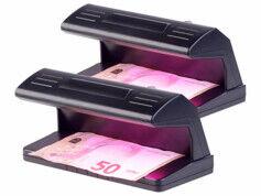 General Office 2 détecteurs UV de faux billets