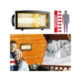 Semptec Urban Survival Technology Chauffage radiant infrarouge d'extérieur - 1500 W