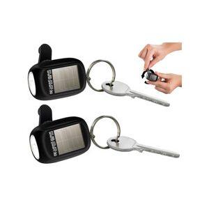 Pearl 2 mini lampes de poche solaires - Publicité