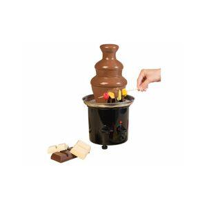 Rosenstein & Söhne Fontaine à chocolat à 2 niveaux - 275 W - Publicité