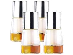 Rosenstein & Söhne 4 vaporisateurs manuels huile et vinaigre 70 ml