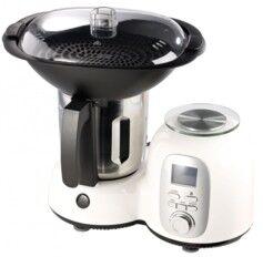 Rosenstein & Söhne Robot cuiseur mixeur multifonction TKM-2015, 1500 W