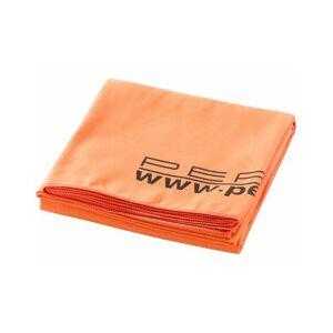 Pearl Drap de bain microfibre Orange - 180 x 90 cm