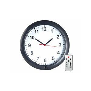 OctaCam Horloge murale avec caméra Full HD et détecteur de mouvement intégré - Publicité