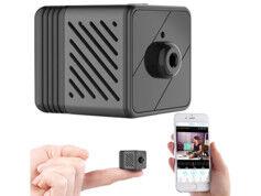 7Links Micro caméra IP connectée avec capteur PIR et vision nocturne IPC-80.mini