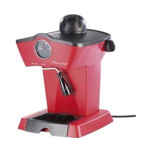 Rosenstein & Söhne Machine à café avec porte-filtre ''ES-800.retro'' - Publicité