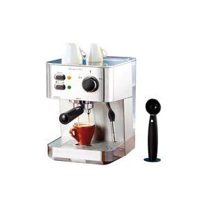 Cucina Dimodena Machine à expresso ''ES-1050'', 1,5 litre, 1050 W - Publicité