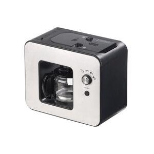Rosenstein & Söhne Machine à café automatique design 800 W avec moulin à grains KF-506 - Publicité
