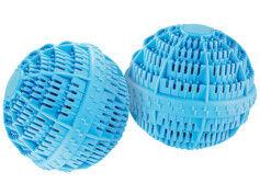 Rosenstein & Söhne 2 boules de lavage en céramique 10cm