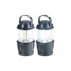 Pearl 2 lanternes nomades à intensité variable avec 3 LED COB - 3 W - 140 lm - Publicité