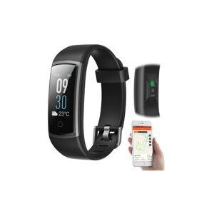 Newgen Medicals Bracelet fitness connecté avec mesure de fréquence cardiaque : FBT-57 - Publicité