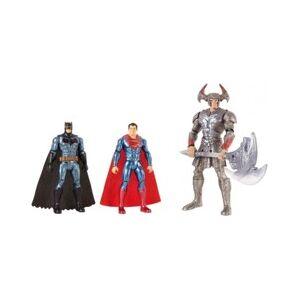 Mattel Coffret 3 figurines DC Justice League (2017)
