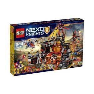 LEGO Nexo Knights : Le repaire volcanique de Jestro