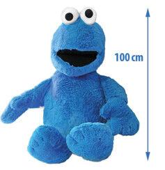 Sesame Street Peluche XXL Sesame Street : Cookie Monster