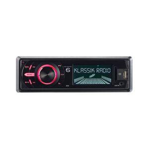 CreaSono Autoradio MP3 DAB+ ''CAS-4400bt'' USB / SD / Bluetooth