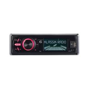 CreaSono Autoradio MP3 DAB+ ''CAS-4400bt'' USB / SD / Bluetooth - Publicité