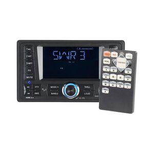 CreaSono Autoradio avec RDS / Bluetooth / USB / SD - Publicité