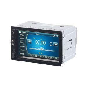 CreaSono Autoradio 2-DIN avec écran tactile et bluetooth CAS-4445.bt - Publicité