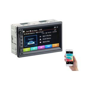 CreaSono Autoradio 2DIN tactile avec fonctions lecteur MP3/ bluetooth/ mains libres CAS-4445.bt V2 - Publicité