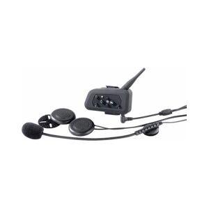 Callstel Kit de 2 micros-casques intercom avec bluetooth pour casque de moto - Publicité
