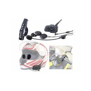 Callstel Micro-casque intercom avec bluetooth pour casque de moto - Publicité
