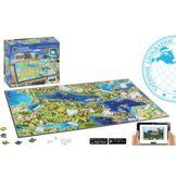 4D Cityscape Puzzle 3D National Geographic - Grèce Ancienne