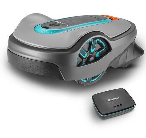Gardena Robot tondeuse connectée GARDENA Smart SILENO Life 1250 - Garantie 3 ans