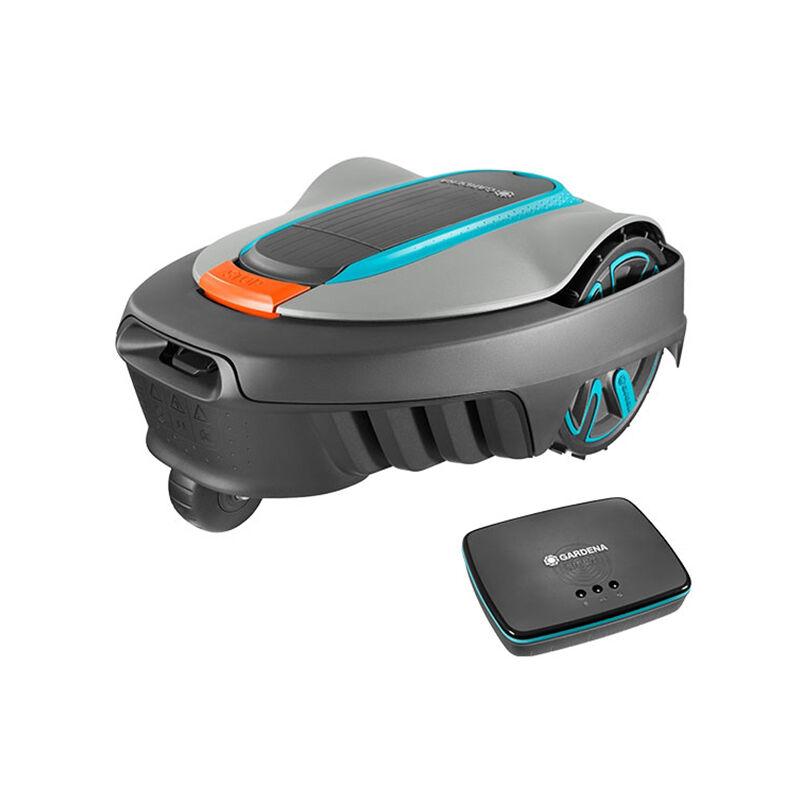 Gardena Robot tondeuse connecté GARDENA Smart SILENO City 500 - Garantie 3 ans