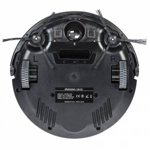 Domoova Aspirateur Robot DOMOOVA DRV50 - Garantie 3 ans - Publicité