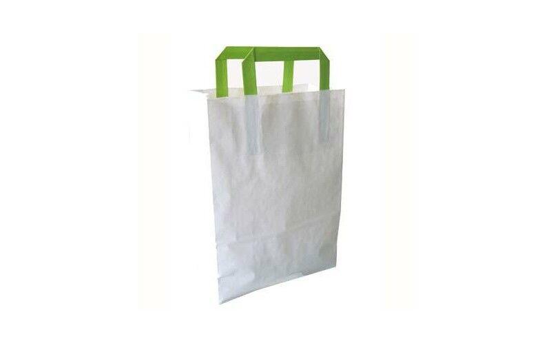 Mini sac cabas blanc bio