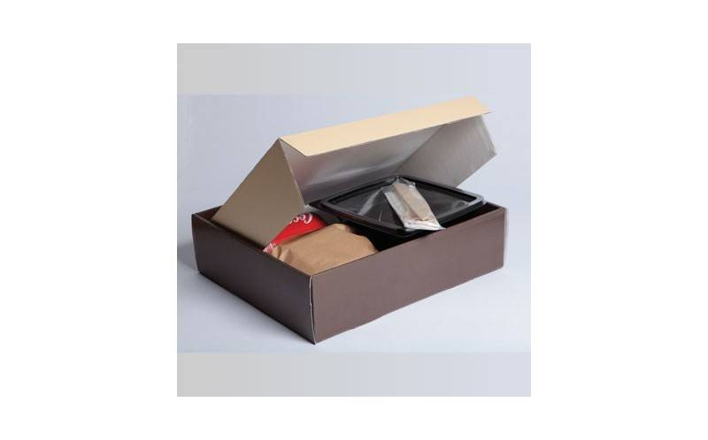 Lunch box carton