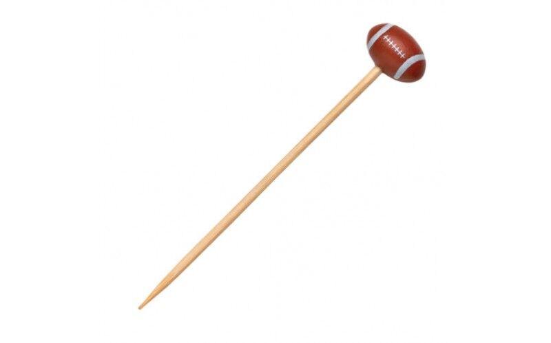Pique bambou football américain