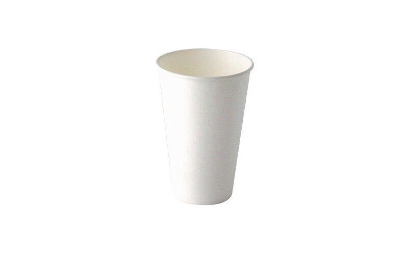 Gobelet carton blanc 25 cl