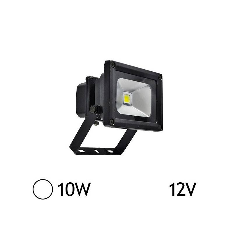Vision-EL Projecteur LED 10W (95W) IP65 -12 Volt