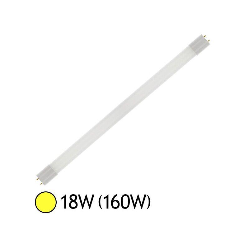 Vision-EL Tube LED 18W (160W) G13 T8 1200 mm Blanc chaud 3000°K