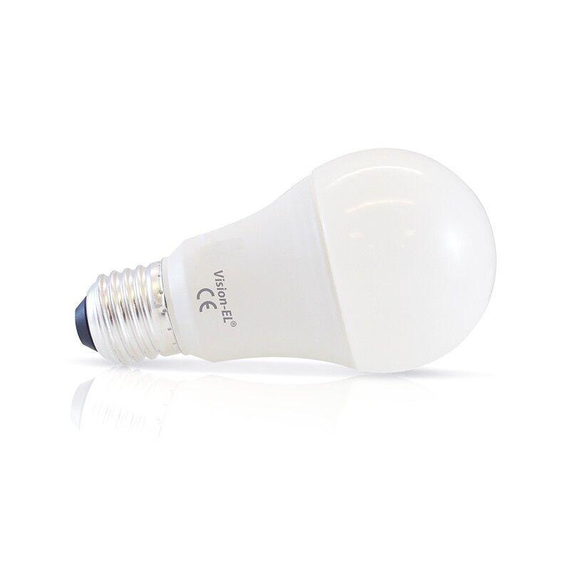 Vision-EL Ampoule LED 10W (90W) E27 Bulb Blanc jour 4000°K