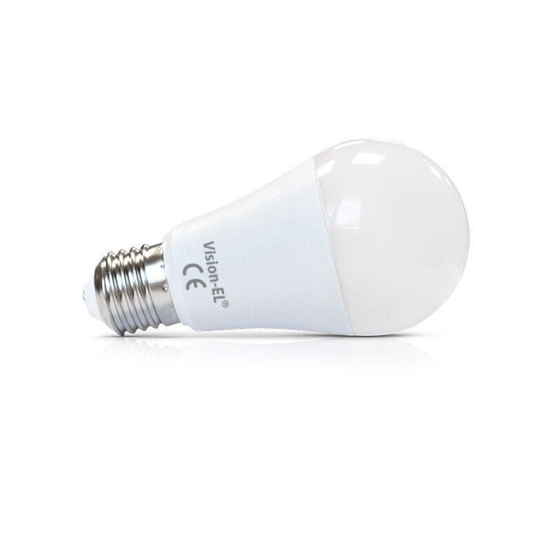 Vision-EL Ampoule Led 10W (90W) E27 Dimmable Blanc chaud 2700°K