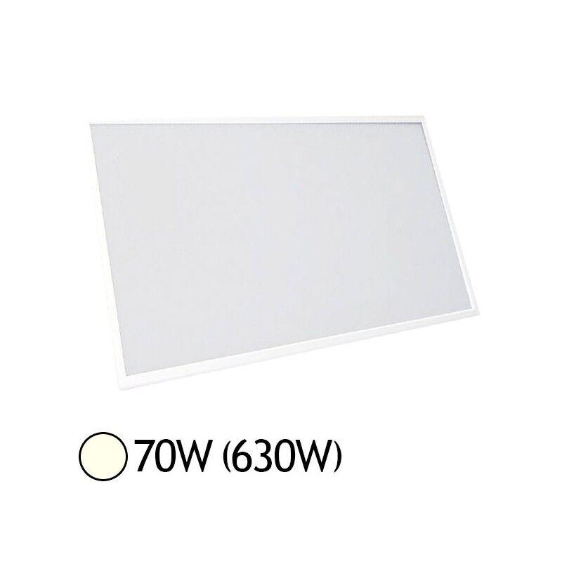 Vision-EL Dalle LED 70W (630W) 1200x600 Blanc jour 4000°K