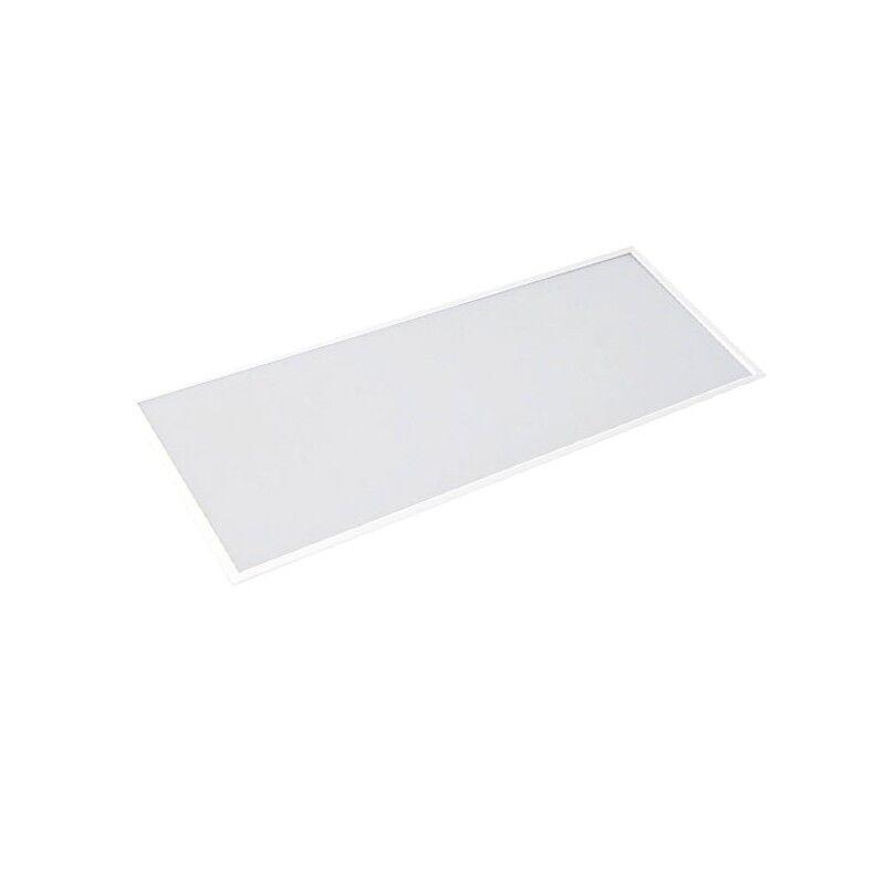 Vision-EL Dalle LED 38W (340W) 300x1200 Blanc jour 6000°K Alu blanc