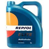 Repsol Elite Multivalvulas 10W-40 5 Litres Bouteille graduée