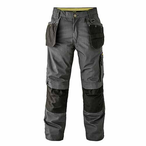 Stanley Pantalon de travail multipoche Newark long renforts Cordura T42 - 98167 - Stanley