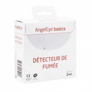 Angel Eye ANGELEYE Basics Détecteur avertisseur autonome de fumée - autonomie 1 an - garantie 2 ans - Angel Eye - Publicité
